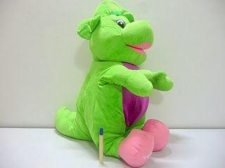 Boneka besar lucu. Baby Bop Jumbo Info dan order silakan di 087751751977 atau PIN BB 276FF2C1 Jangan lupa capture gambarnya ya