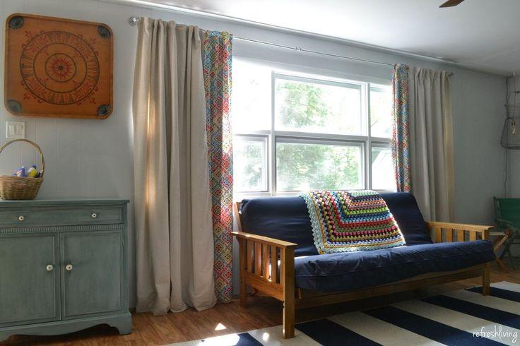 25+ Best Ideas About Large Window Treatments On Pinterest