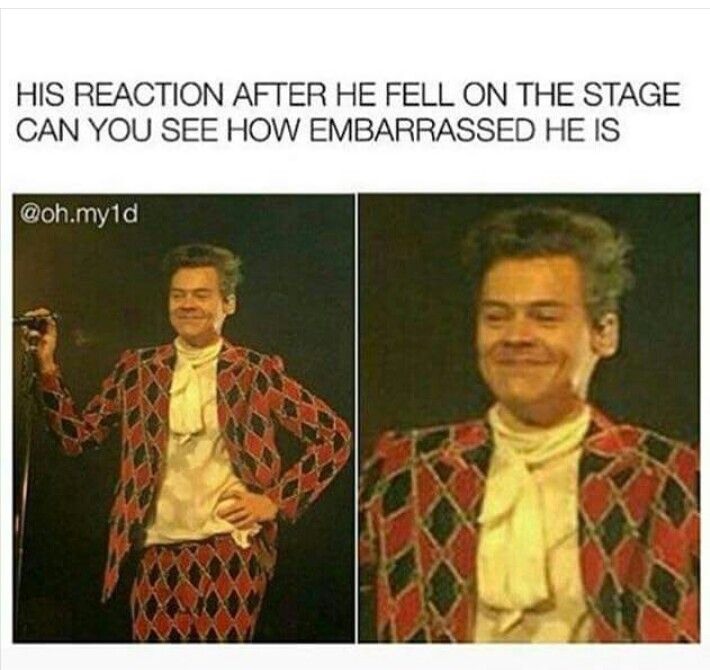Every god damn time he does something like that he makes that face..
