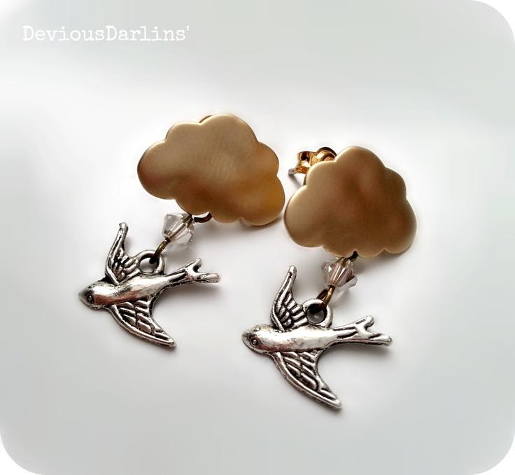 Flying High Earrings <3
