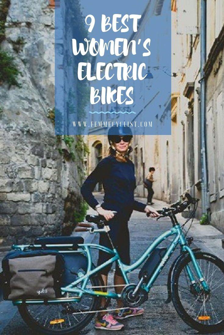 9 Best Women S Electric Bikes Electric Bike Bike Commuter Bike