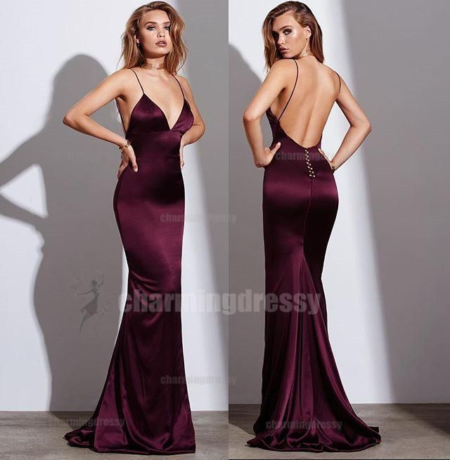 JAMIE: Sexy elegant evening gowns