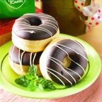 DONAT PANGGANG http://www.sajiansedap.com/recipe/detail/6891/donat-panggang