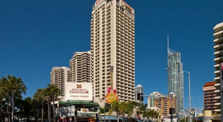 HOTEL|オーストラリア・ゴールドコーストのホテル>ホテル グランド チャンセラー サーファーズ パラダイス(Hotel Grand Chancellor Surfers Paradise)