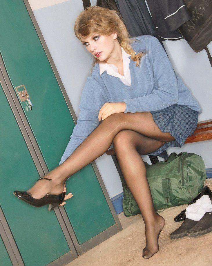 T S Legs Nylon Gorgeous