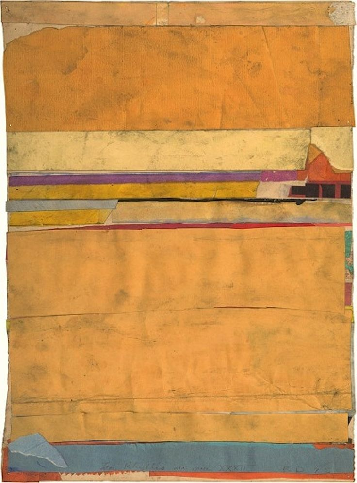 Richard Diebenkorn: Untitled,  1975