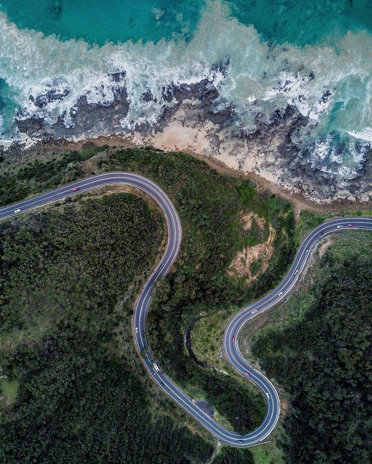 Australia From Above Stunning Drone Photography By Julian Lallo Inspiration
