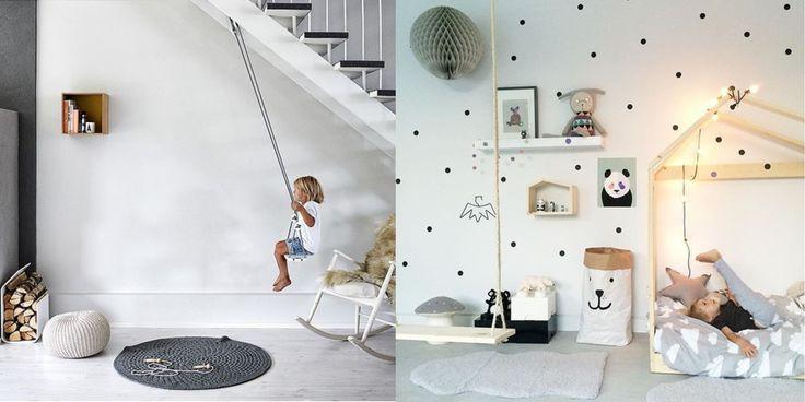 Magazine :: Interior :: Hojdačky sú skvelé! A to nielen pre deti