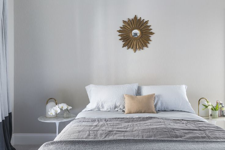 Alexandra Kidd Design  Victoria Street Project Bedroom Details