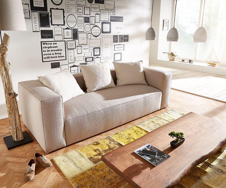 Die besten 25+ Billige kissen Ideen auf Pinterest Günstige bänke - grose couch kleines wohnzimmer