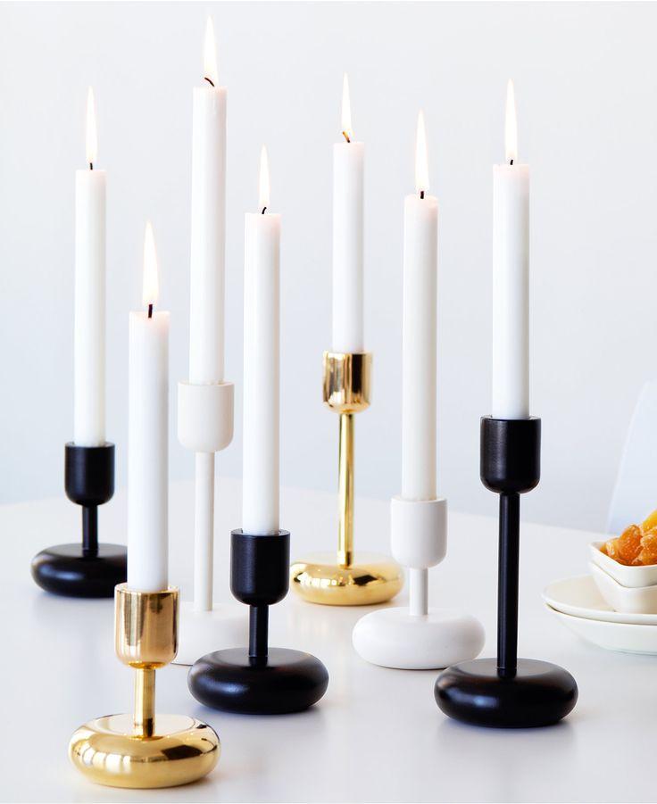 Iittala Lighting, Nappula Candleholder | kynttilänjalka