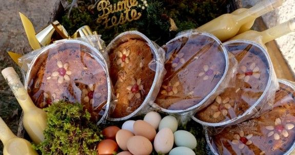 lo zelten è un doce natalizio tipico del Trentino Alto adige