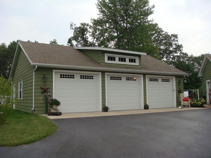 Best 25+ 3 car garage plans ideas on Pinterest | 3 car garage ...