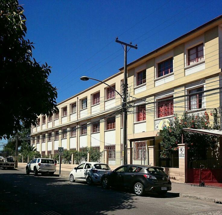 Liceo María Auxiliadora, Santa Cruz. Chile
