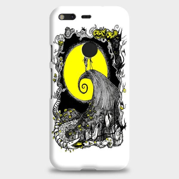 The Nightmare Before Christmas Be My Halloween Google Pixel XL 2 Case | casescraft