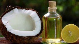 Huile de coco et le jus de citron : Une combinaison prodigieuse pour votre santé et vos cheveux ! (Dosage et Recette)