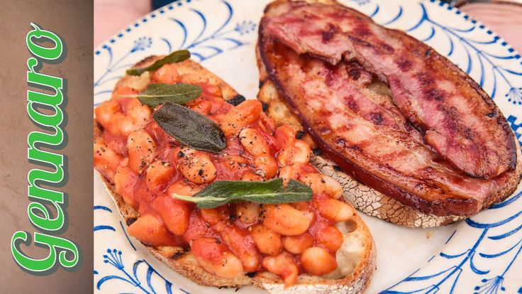 Italian Baked Beans | Gennaro Contaldo