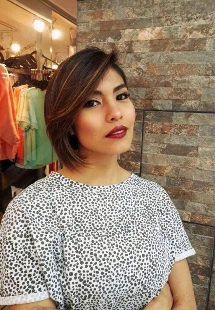 cool Модная стрижка каре-боб на средние волосы (50 фото) — Лучшие идеи