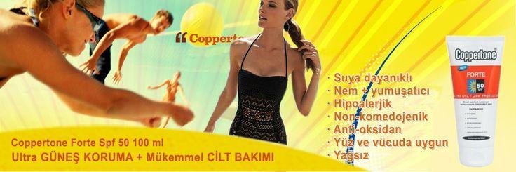 Coppertone Güneş Kremi