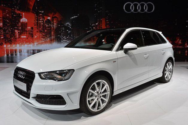 2016 Audi A3 Sportback headed to US under diesel power [w/video]