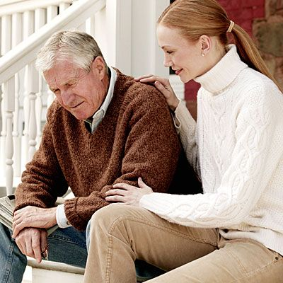 Don't impose your terminology - Depression in the Elderly: 7 Ways to Help - Health.com
