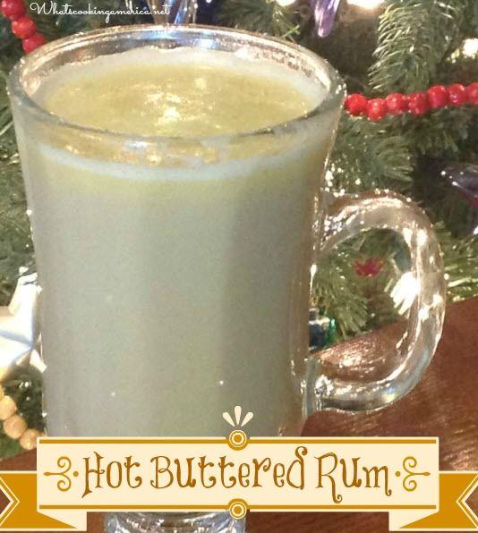 Hot Buttered Rum Mix Recipe - Ice Cream Batter Mix | whatscookingamerica.net