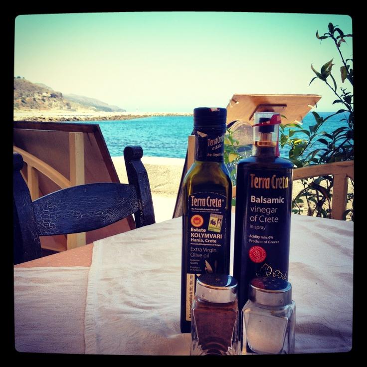 Olive Oil, Terra Creta