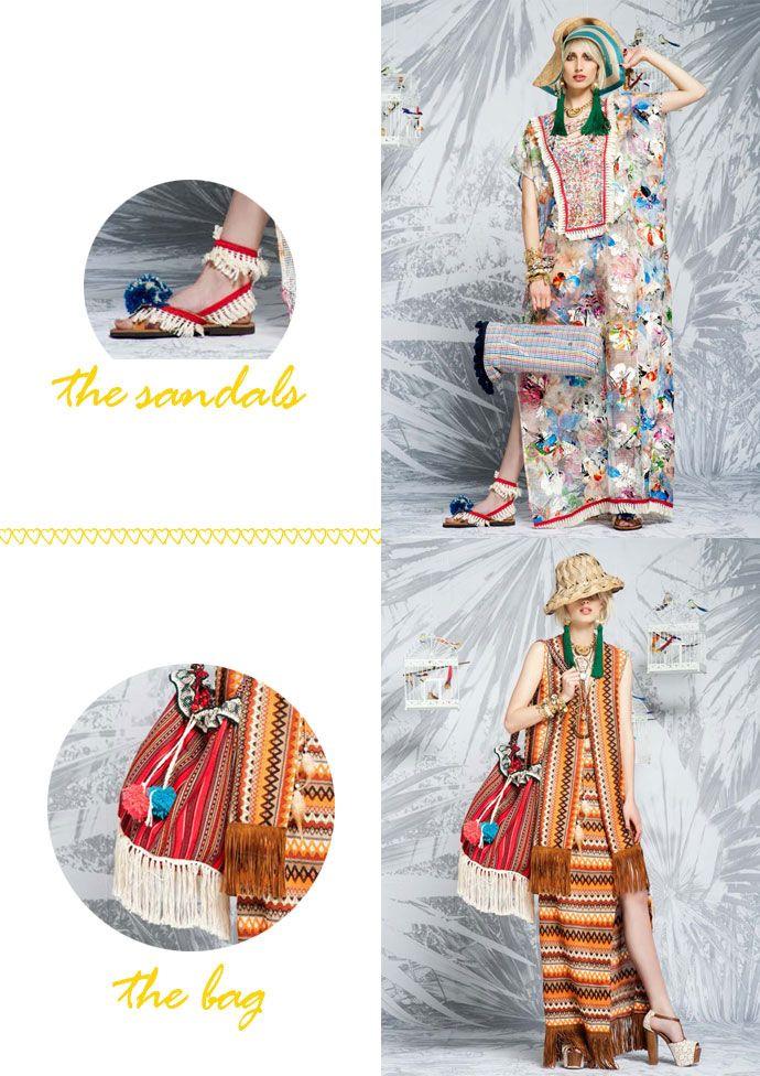 greek fashion Alexandra Katsaiti Let's go wild SS15 collection at la grece j'aime