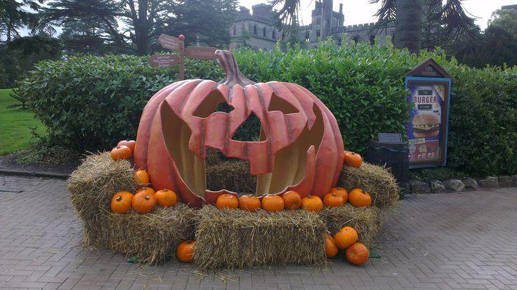 Scarefest - Alton Towers Theme Park #Halloween