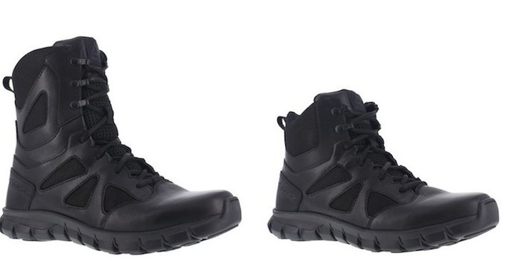 Reebok Sublite Cushion Tactical Footwear #FacilityBlog #NewProductFlash #ProductNews #Safety