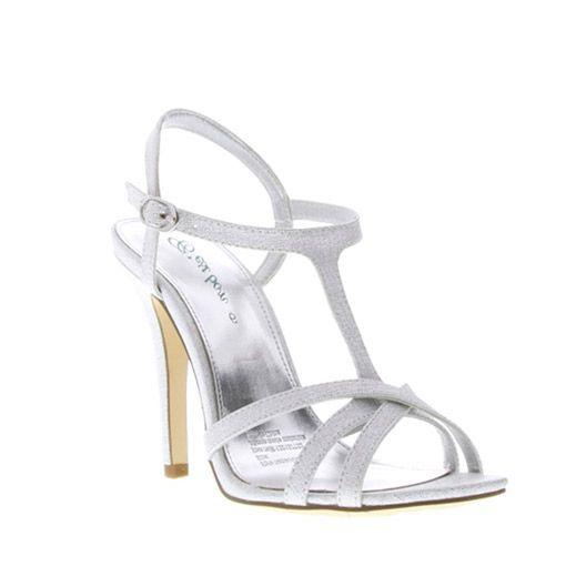 Women's evening sandal