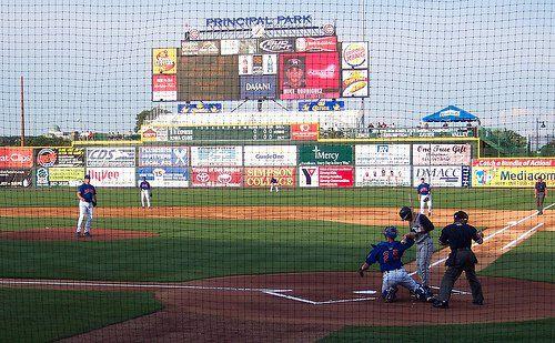 Principal Park - Home of the Iowa Cubs - Des Moines, IA - Kid frien... - Trekaroo