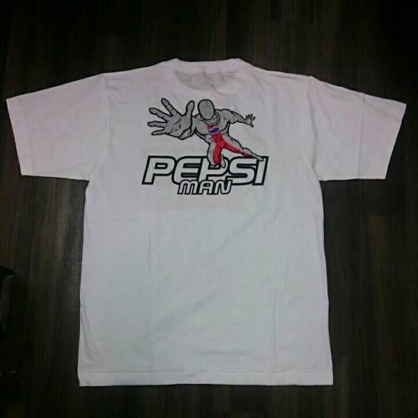 ペプシマン PEPSI MAN PEPSI ペプシ Tシャツ