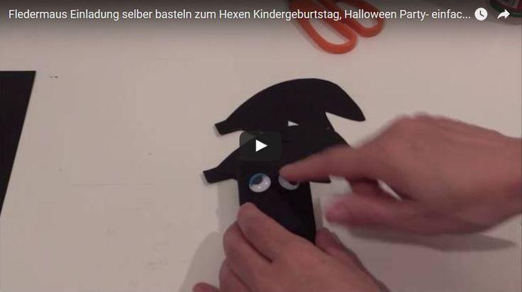 Halloween Mottoparty - Grusel Kindergeburtstag mit Tipps & Ideen