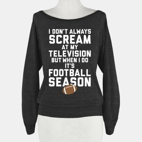 Prob need it... in Broncos colors :D What can I say.. I get a little feisty during football season!
