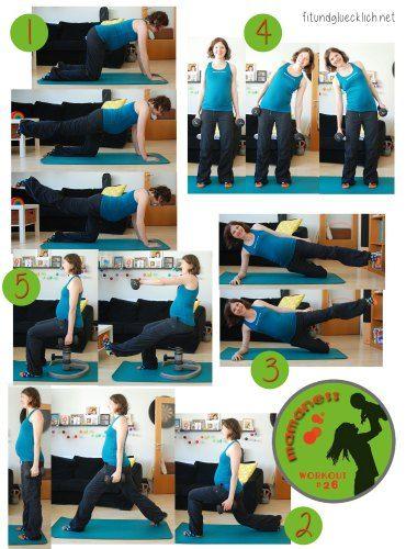 fitundgluecklich….  mamaness, workout, sport, fitness, schwangerschaft, fitund…