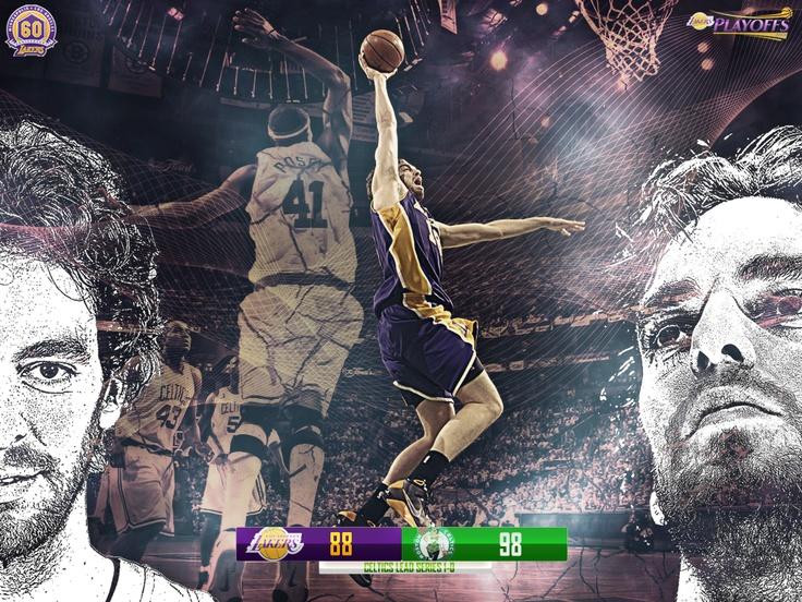 2007/2008 Playoffs - NBA Finals - Game 1