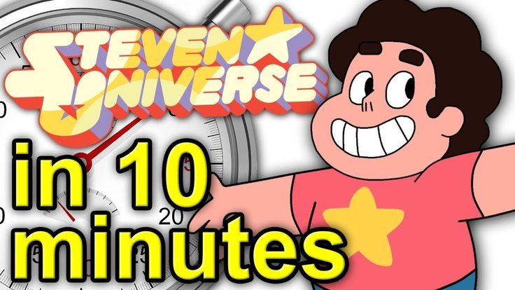 The History Of Steven Universe (Feat. Michaela Dietz) | A Brief History