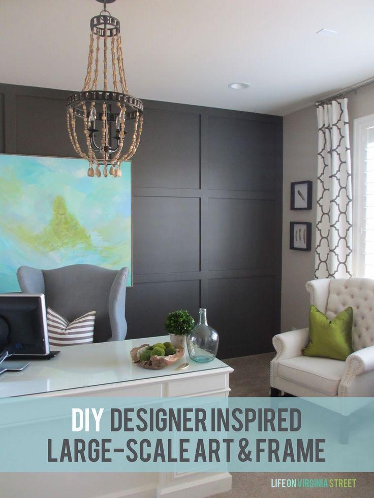 Designer tote Ux ui Frame Art   Designer  leather Frames Inspired and Virginia DIY and