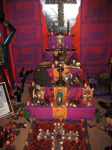 "Visit during ""Las Muertes"", the first days of November to see amazing Altares de Dia de los Muertos"