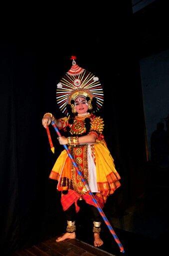 Yakshaghana or Bailaatta