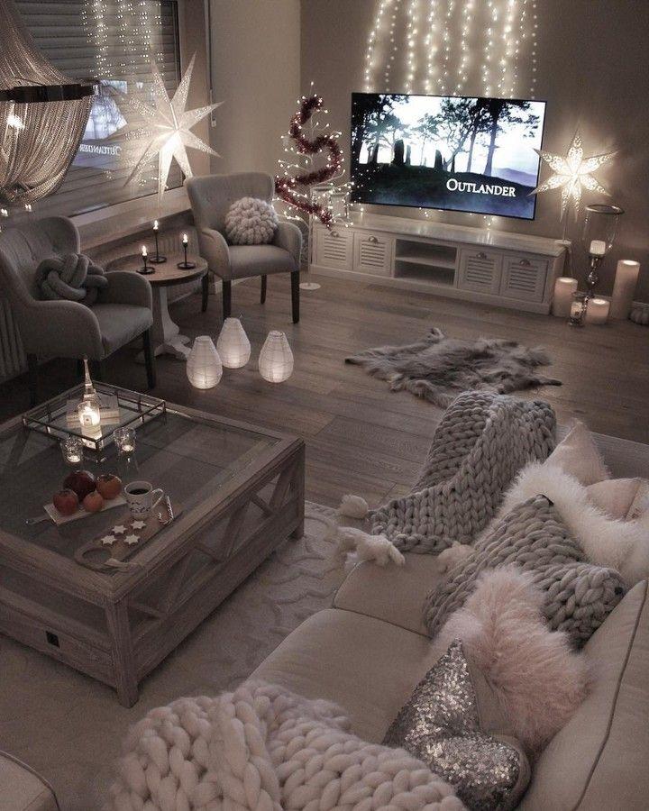 New The 10 Best Home Decor With Pictures Que Os Parece Siguenos A Decocasa24 Me Enca Apartment Living Room Cozy Living Rooms Living Room Inspiration Most popular cozy living room