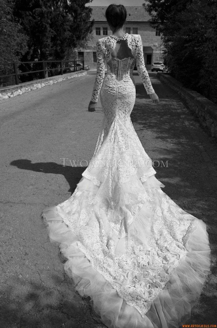 Wedding Dresses Inbal Dror BR-13-8 Paris 2013