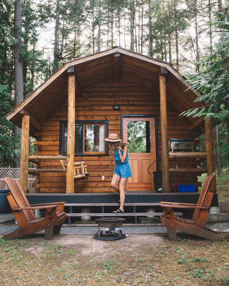Why You Need To Visit This Glamping Resort On Pender Island