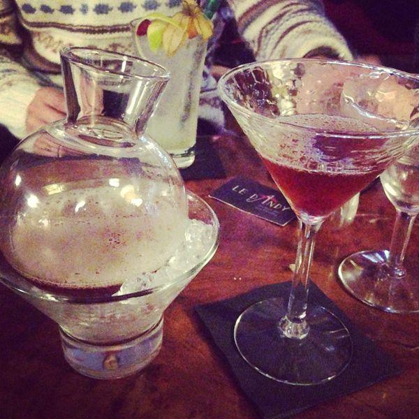 Bar à cocktails, Le Dandy, 67 rue Basse, 59000 Lille