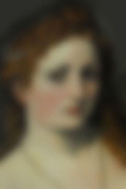 HALIM AL-KARIM Goddess of Florence, 2006  Pigmentary ink jet print 55 1/10 × 39 2/5 in 140 × 100 cm Edition 2/3 + 2AP