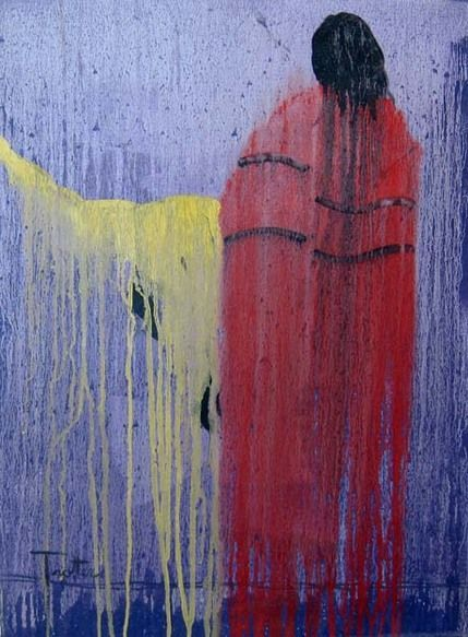 abstract native american paintings and art   Sacred ...