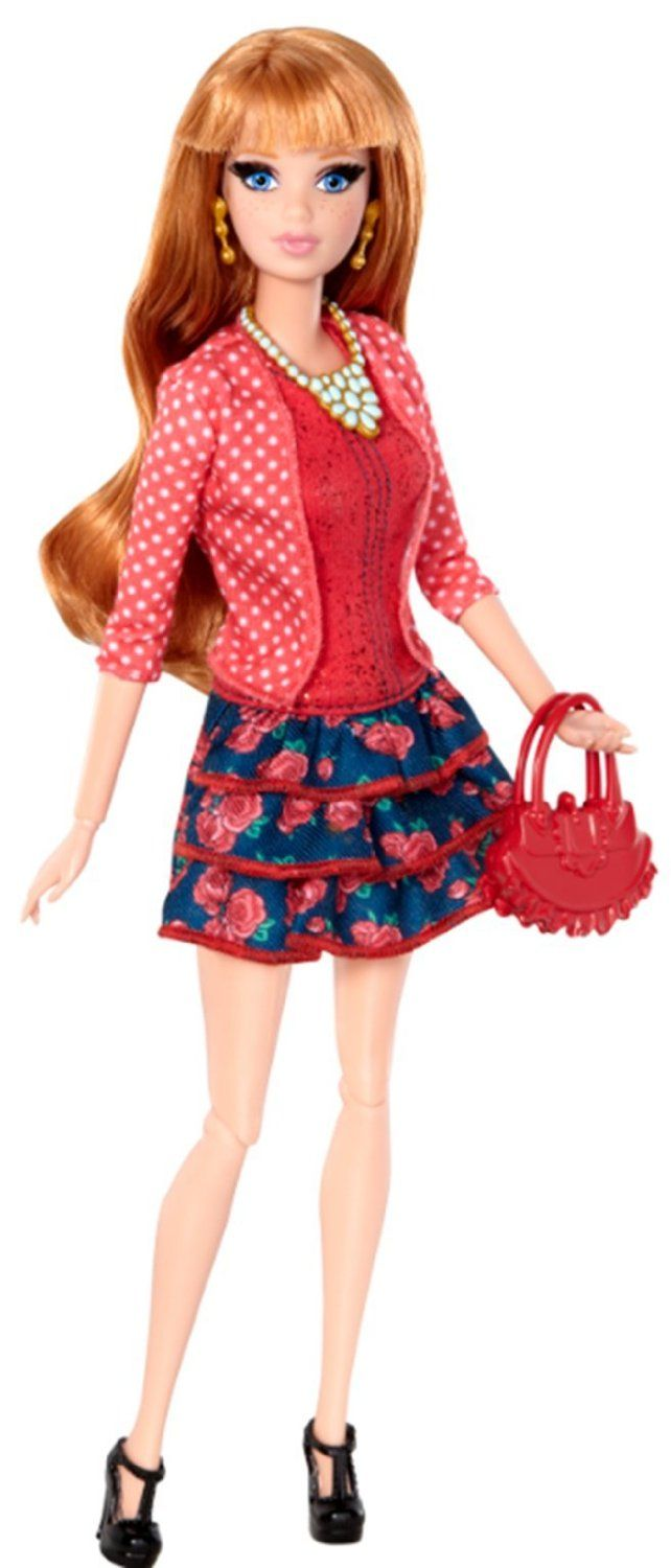 Amazon.com: Barbie Life in the Dreamhouse Midge Doll: Toys & Games