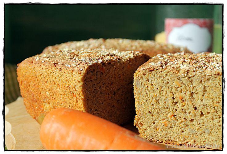 Hirse-Karottenbrot glutenfrei brotbackliebeundmehr Foodblog