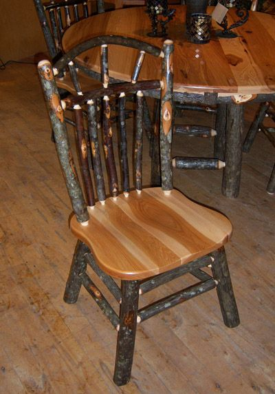 Hickory log furniture a collection of ideas to try about